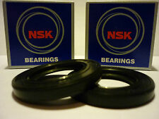 KAWASAKI ZX6R NINJA F1 - F3 95 - 97 OEM SPEC NSK FRONT WHEEL BEARINGS & SEAL KIT