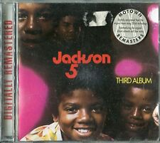 Jackson 5 CD third album (C) 1980/1998 (Motown) 530 947-2