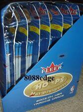 2003 03-04 HOOPS HOT PROSPECTS NBA RACK PACK BOX-LeBRON JAMES/WADE/BOSH RC