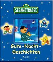 Sesamstraße - Gute-Nacht-Geschichten von Zimmerma...   Buch   Zustand akzeptabel