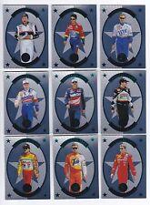 1997 Pinnacle Certified CERTIFIED TEAM Complete 10 card set BV$40! Earnhardt!