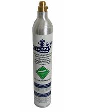 BOMBOLA CO2 RICARICABILE 425 gr PER GASATORI SODASTREAM WASSERMAXX IMETEC Ecc.