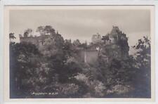 AK Schönbühel-Aggsbach, Burg Aggstein, Foto-AK 1935