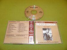 "Dexter Gordon - 1943/1946  - RARE 1997  IMPORT """"EPM / Jazz Archives No. 93"" CD"