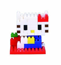 *NEW* NANOBLOCK Hello Kitty - Nano Block Micro-Sized Building Blocks NBCC-001