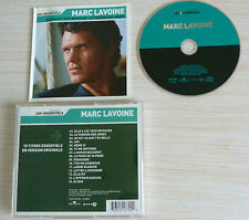 CD ALBUM BEST OF LES TALENTS ESSENTIELS - LAVOINE MARC 15 TITRES 2002