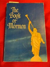 THE BOOK OF MORMON 1974 Paperback LDS
