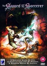 THE SWORD AND THE SORCERER Simon MacCorkindale Cult 80s Action Fantasy DVD *EXC*