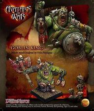Warhammer Avatars of War Goblin King Nuevo metal New