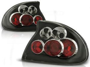 Rear lights for Opel Tigra 1994 1995 1996 1997 1998 1999 2000 VR-1894 Black