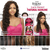 JEALOUSY FREETRESS EQUAL LACE FRONT NATURAL HAIRLINE WIG LONG WAVY