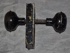 Vintage RHCo Door Mortise Locks w/ handle Art Deco