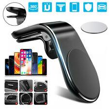 Handyhalterung Auto 360° Magnet Universal KFZ Lüftungsgitter Samsung iPhone