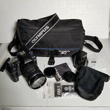 Olympus E-30 12.3MP Digital SLR Camera - Black & zuiko digital 14-54mm 1:2,8-3,5