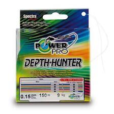 POWERPRO Profondità HUNTER Pesca Treccia - 300 M 30 KG 66 LB (ca. 29.94 kg) multi colore linea