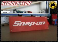 1/10 1/12 1/8 SCALE RC WORKSHOP SNAP-ON TOOLS GARAGE RC4WD ROCK CRAWLER BANNER