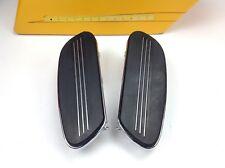 OEM Harley Streamliner Design Touring Front FloorBoards Foot Boards & Inserts