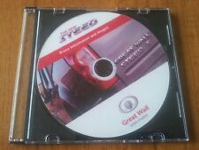 2012 GREAT WALL STEED S PRESS INFO PACK KIT CD ROM + 50 IMAGES PHOTOS BROCHURE