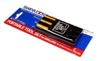 74057 TAMIYA PORTABLE TOOL SET FOR DRILLING TOOLS MODEL BUILDING