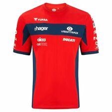 DUCATI visiontrack británico de Superbikes Racing Team Camiseta Nueva temporada 2020