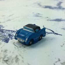 Micro Machines Vehicle Lot Insiders Micro Mini 1955 CORVETTE Convertible Blue