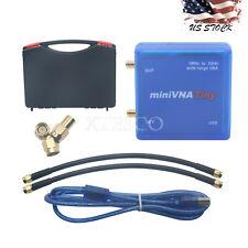 VNA 1M-3GHz Vector Network Analyzer Kit miniVNA VHF/UHF/NFC/RFID RF Antenna US**