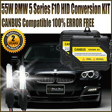 HID XENON LIGHTS CONVERSION KIT - H7 6000K FOR BMW 5 Series F10