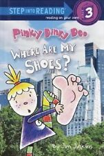 Pinky Dinky Doo: Where Are My Shoes? (Step into Re