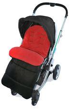 Coprigame e sacchi caldi rossi Babystyle per passeggini