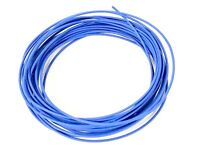 14 ga GAUGE GXL AUTOMOTIVE HIGH TEMP COPPER WIRE - 25 FT - BLUE MADE IN USA