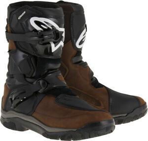 Alpinestars Mens Belize Drystar Boots Brown Size 9