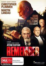 Remember (DVD, 2016)