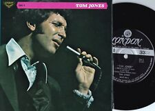 Tom Jones ORIG JAP ST GF EP EX '72 London OH1 Soul Funk