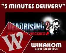 Dead Rising 2 Off The Record / PC / Steam CD Key Digital Download Fast Delivery