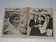 FRED ASTAIRE-CYD CHARISSE-GENE KELLY-LILIANA BONFATTI- NOVELLA N.43 25/10/1953