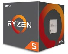 AMD Ryzen 5 1600X CPU BOX Prozessor, WOF, 6-Core, 3,6GHz, Socket AM4