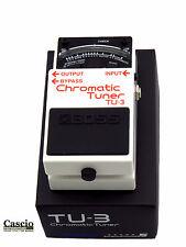 Boss TU-3 Guitar Chromatic Tuner Pedal