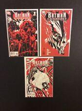 BATMAN CACOPHONY #1-3 Comic Books FULL SET Kevin Smith (Jay & Silent Bob) NM