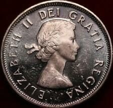 1962 Canada 25 Cents Silver Foreign Coin