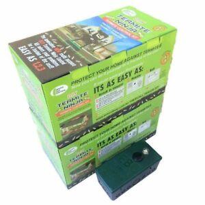 Termite Ninja - DIY Complete 18 Station Eradication Kit