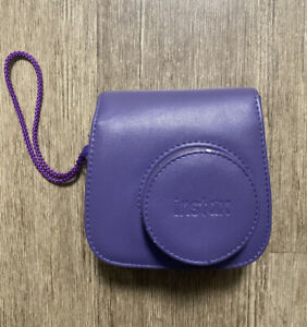 Fujifilm Instax Groovy Camera Case For Instax Camera Mini 8/9 (Purple)