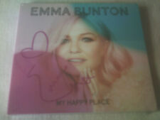 EMMA BUNTON - MY HAPPY PLACE - NEW SIGNED/AUTOGRAPHED CD ALBUM