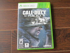 Call of Duty Ghosts Xbox 360 - Version Française - French Version