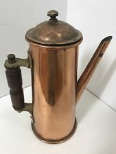 Antique Copper Brass Hand Made Water Pitcher
