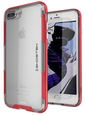 Clear iPhone 7 Plus, iPhone 8 Plus Case with Shockproof Bumper & Anti-Slip Grip