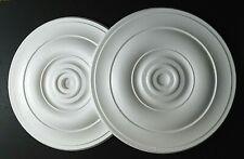 Decorators Bargain - 2 X Polystyrene Ceiling Rose _-_ 46CM  FREE P&P Shop Soiled