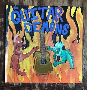 Guitar Demons Demonspeak Don Douglas Corey Radford Tim Schommer Rick Blomquist