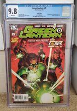 Green Lantern 25 Variant CGC 9.8 WP 🔥🔥 1st Appearance of Larfleeze & Atrocitus