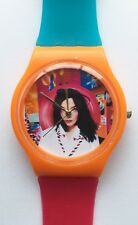 Bjork Post watch - Retro 90s designer wristwatch