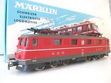 Märklin H0 30501-02 E-Lok SBB digital mfx Decoder Neu Originalverpackung